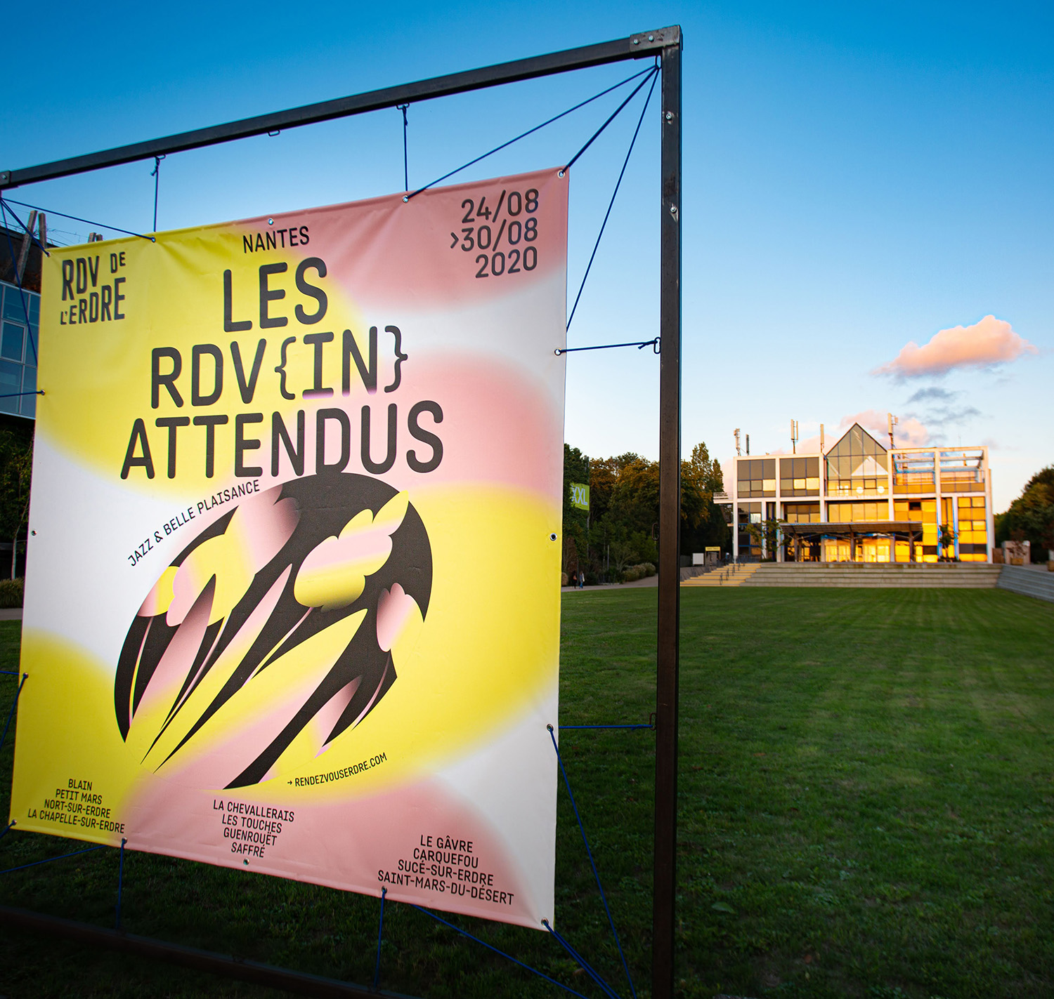 Les RDV (in)attendus au Parc Expo (Photo JC Guary)